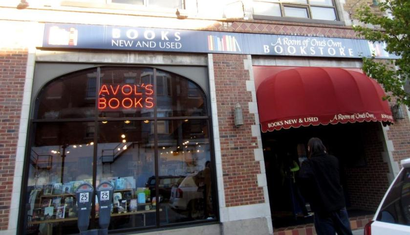 A room of one's own Bookstore
