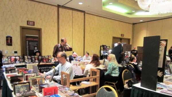 Dealers Room at FOGcon 2014