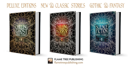 Gothic Fantasy 3 books covers 2015 August