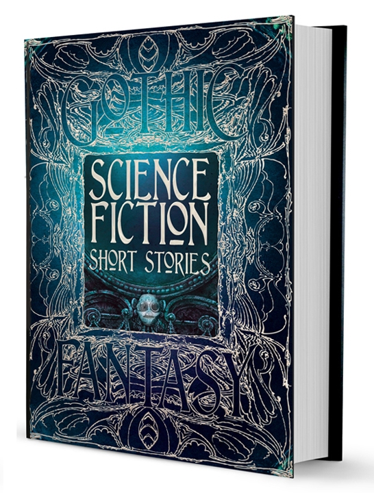 Science Fiction Short Stories 2015 cover