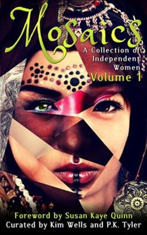 Mosaics Vol 1 anthology cover