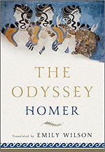 Cover of The Odyssey by Homer Translated by Emily Wilson
