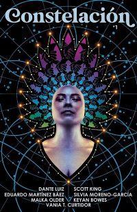 Illustration - cover of Constelacion magazine